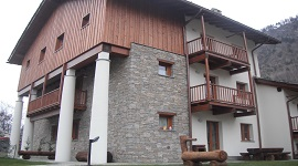 Italian Property near Courmayeur